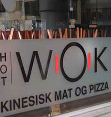Hot Wok City